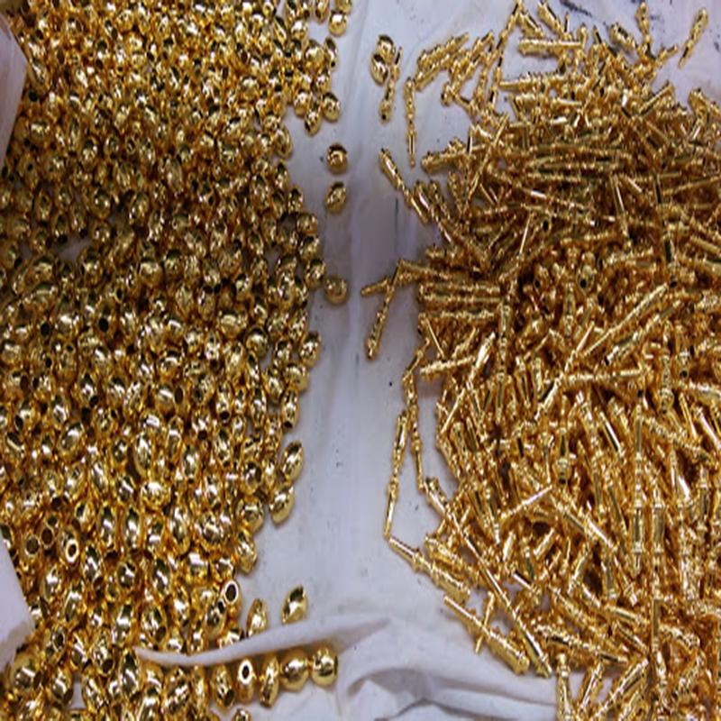 mua xi mạ vàng phế liệu